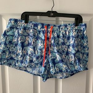 Lilly Pulitzer Run Around Shorts